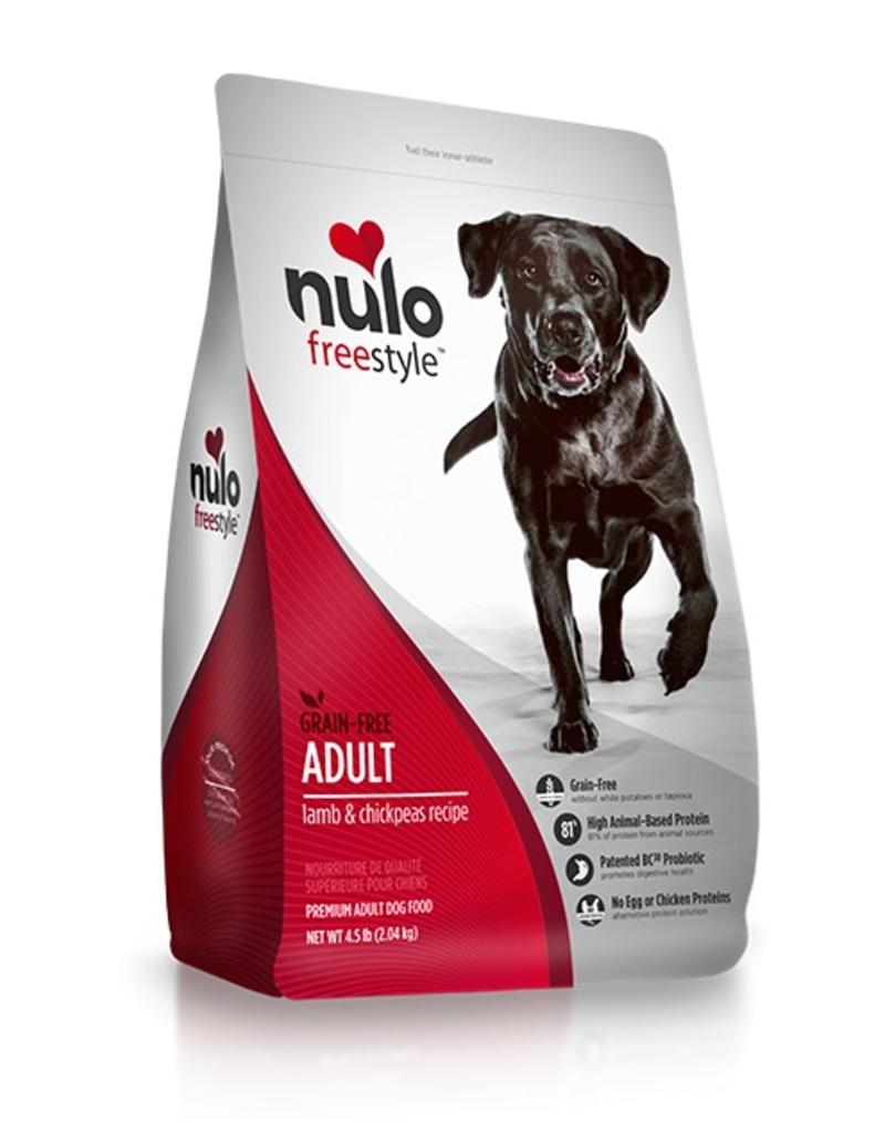 Nulo Freestyle Adult Lamb & Chickpeas 24lb