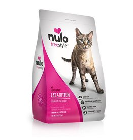 Nulo Cat & Kitten Chicken & Cod Recipe 5lb