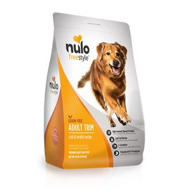 Nulo Freestyle Adult Trim Cod & Lentils 24lb