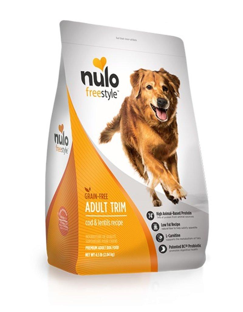 Nulo Freestyle Adult Trim Cod & Lentils 24lb
