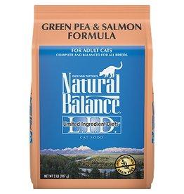 Natural Balance Cat Green Pea & Salmon LID 5lb