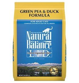 Natural Balance Cat Green Pea & Duck LID 5lb