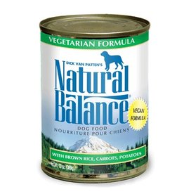 Natural Balance Vegetarian Can 13oz