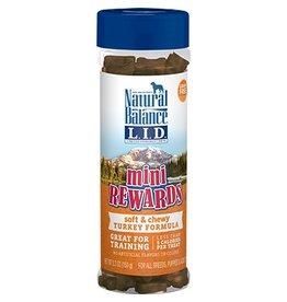 Natural Balance Mini Reward Turkey 5.3oz