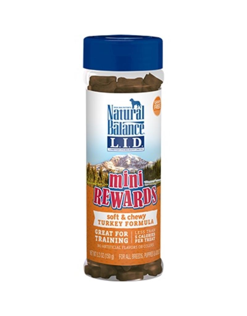 Natural Balance Mini Rewards Turkey 5.3oz