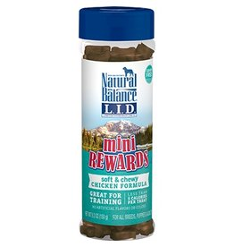 Natural Balance Mini Rewards Chicken 5.3oz