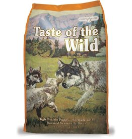 Taste of the Wild High Prairie Puppy Formula with Roasted Bison & Roasted Venison 5LB