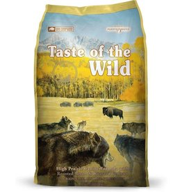 Taste of the Wild High Prairie Canine Formula with Roasted Bison & Roasted Venison 5LB