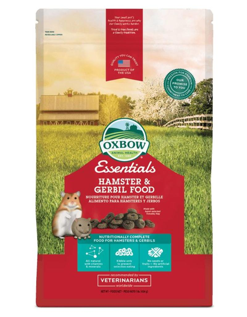 Oxbow Essentials  Hamster & Gerbil Food 1lb