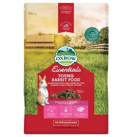 Oxbow Animal Health Essentials - Young Rabbit Food 5 lbs