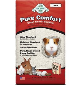 Oxbow Animal Health Pure Comfort White Bedding 42L