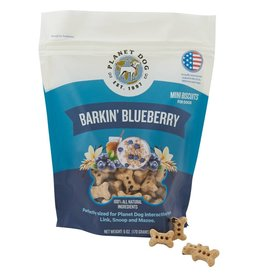 Planet Dog Barkin Blueberry 6OZ
