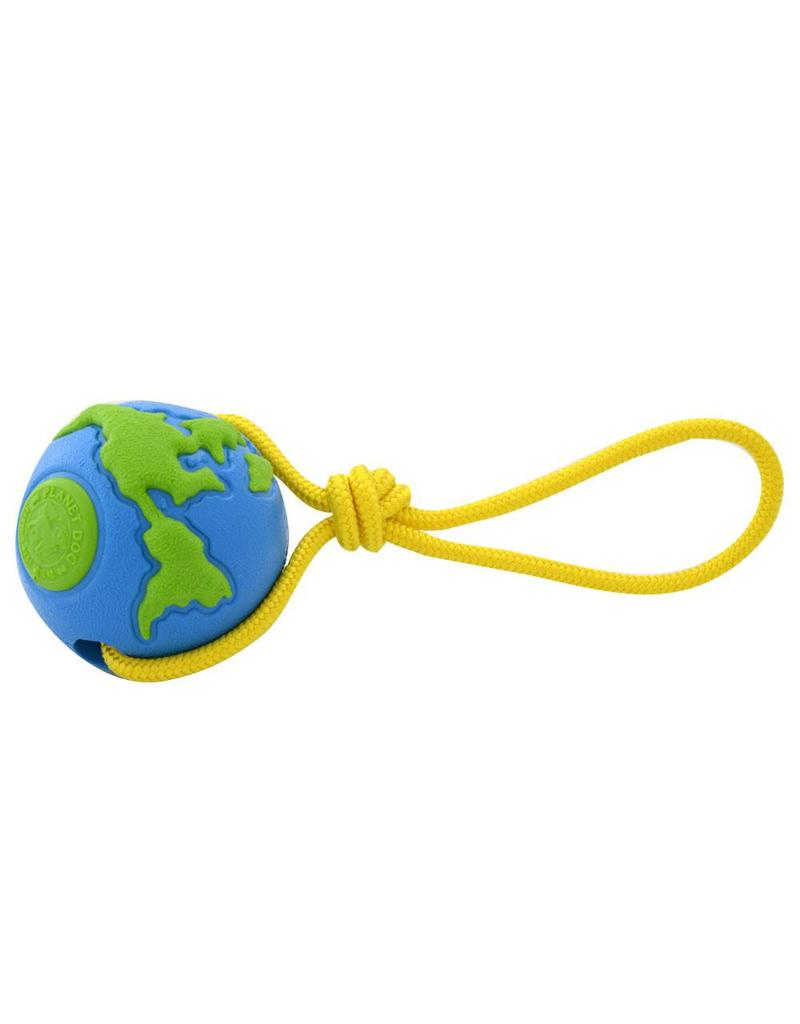 Planet Dog Orbee-Tuff Rope Ball Large