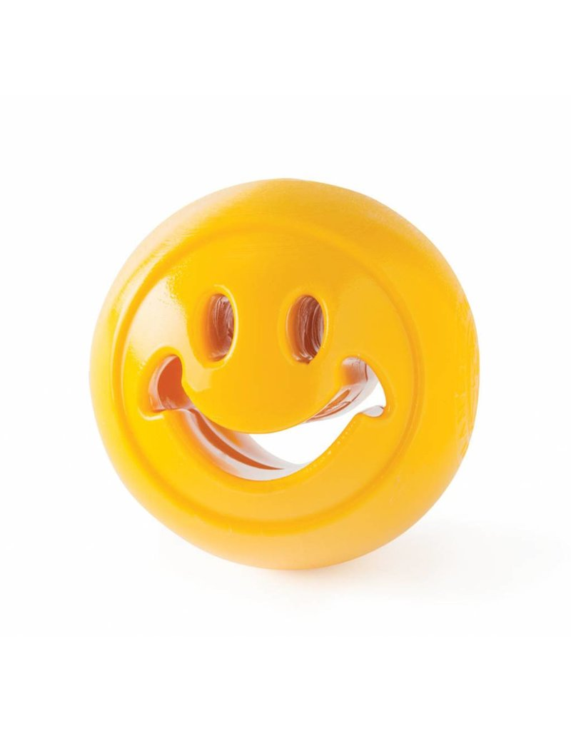 Planet Dog Orbee-Tuff Nook Smiley Face