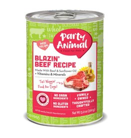 Party Animal Blazin' Beef Recipe