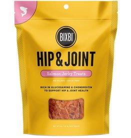 Bixbi Dog Treat Jerky Hip & Joint Salmon 4oz