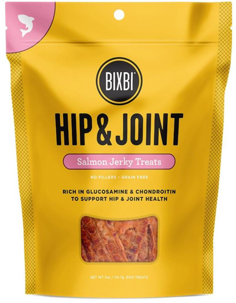 Bixbi Hip & Joint Salmon Jerky 10oz
