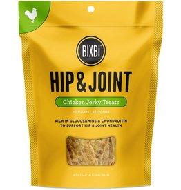 Bixbi Dog Treat Jerky Hip & Joint Chicken 12oz