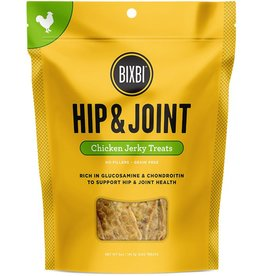 Bixbi Hip & Joint Chicken Jerky 12oz