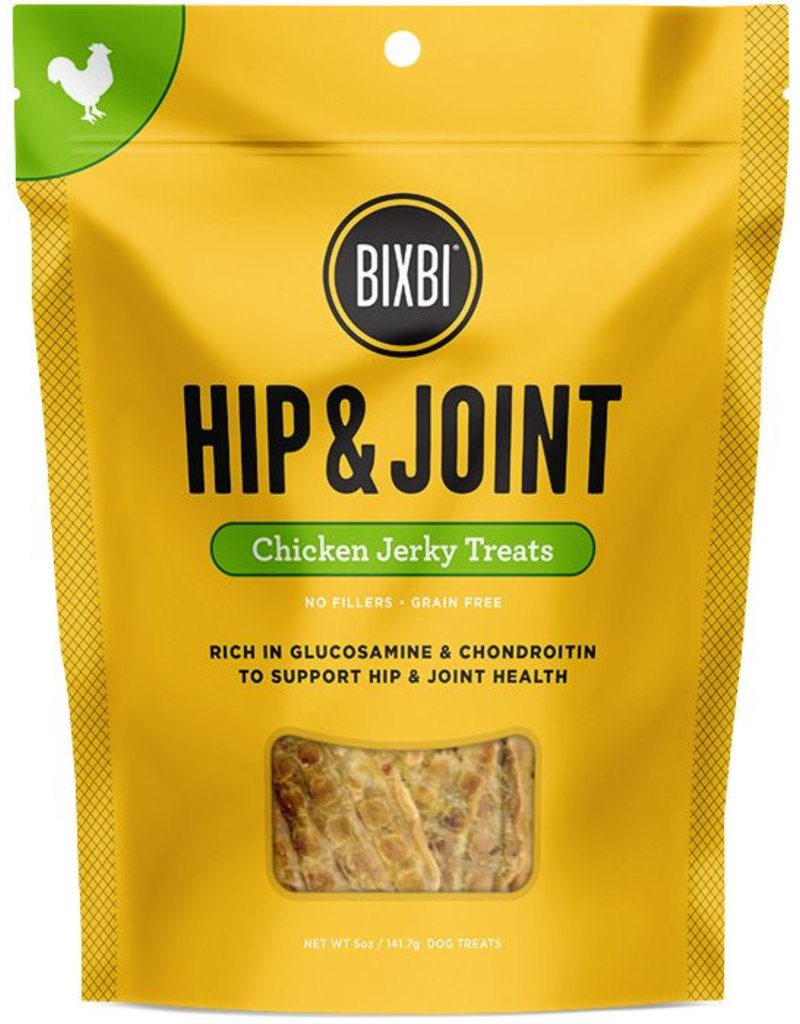 Bixbi Hip & Joint Chicken Jerky 12oz