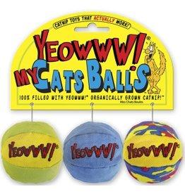 Yeowww My Cas Balls 3pk