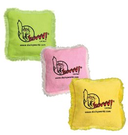 Yeowww Pillow Yellow