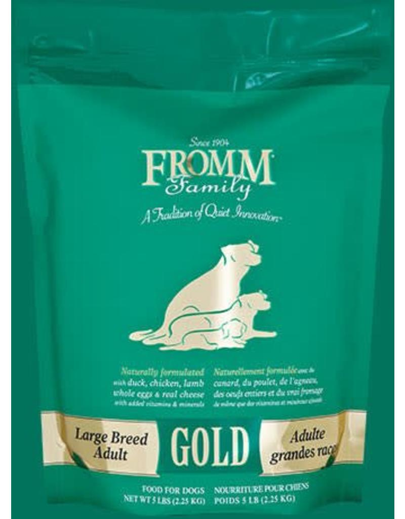 Fromm Gold Large Breed Adult 33lb