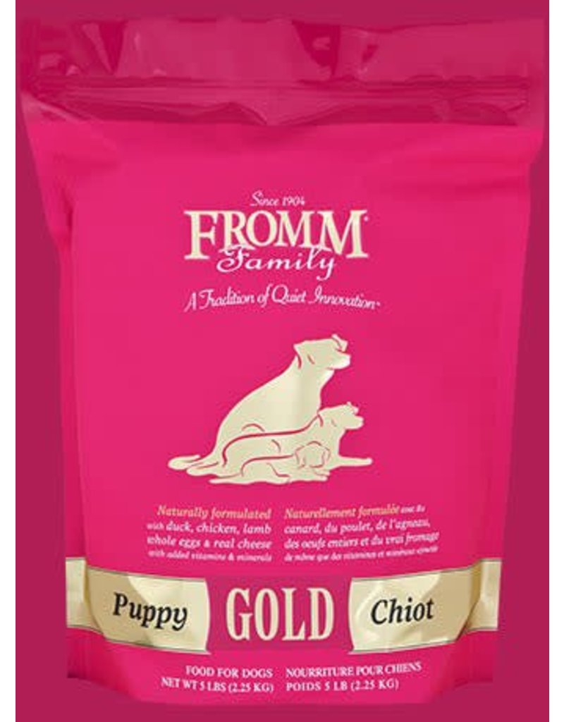 Fromm Gold Puppy 33lb