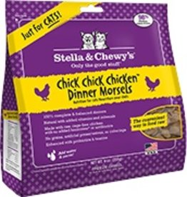 Stella & Chewy's Chick Chick Chicken Freeze Dried Morsels, 18 oz