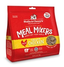 Stella & Chewy's Chewy's Chicken Feeeze-Dried Raw Meal Mixers 18oz