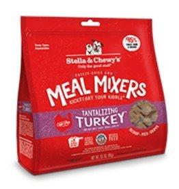 Stella & Chewy's Tantalizing Turkey Freeze Dried Meal Mixer, 18 oz