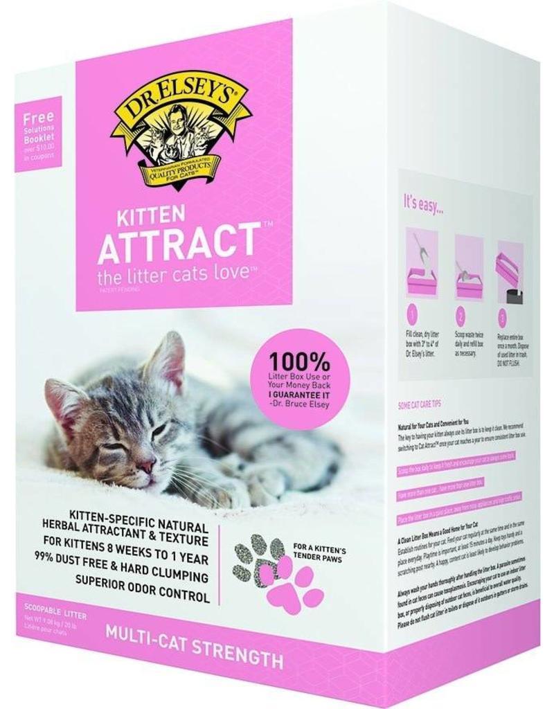 Dr. Elsey's Kitten Attract Litter 20lb