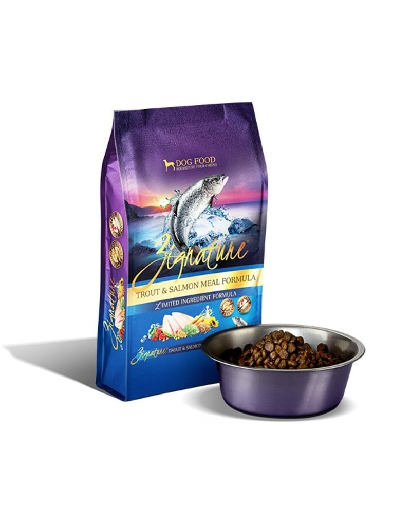 Zignature Trout & Salmon Meal 4lb