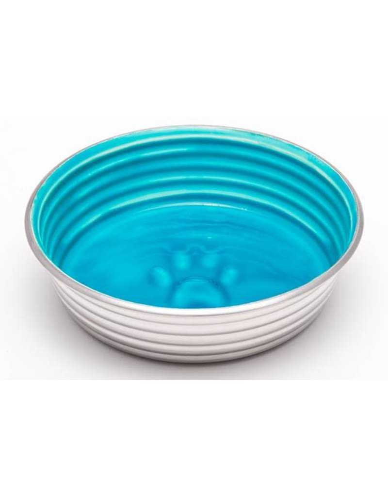 Loving Pets Le Bol Dog Bowl Seine Blue 22oz