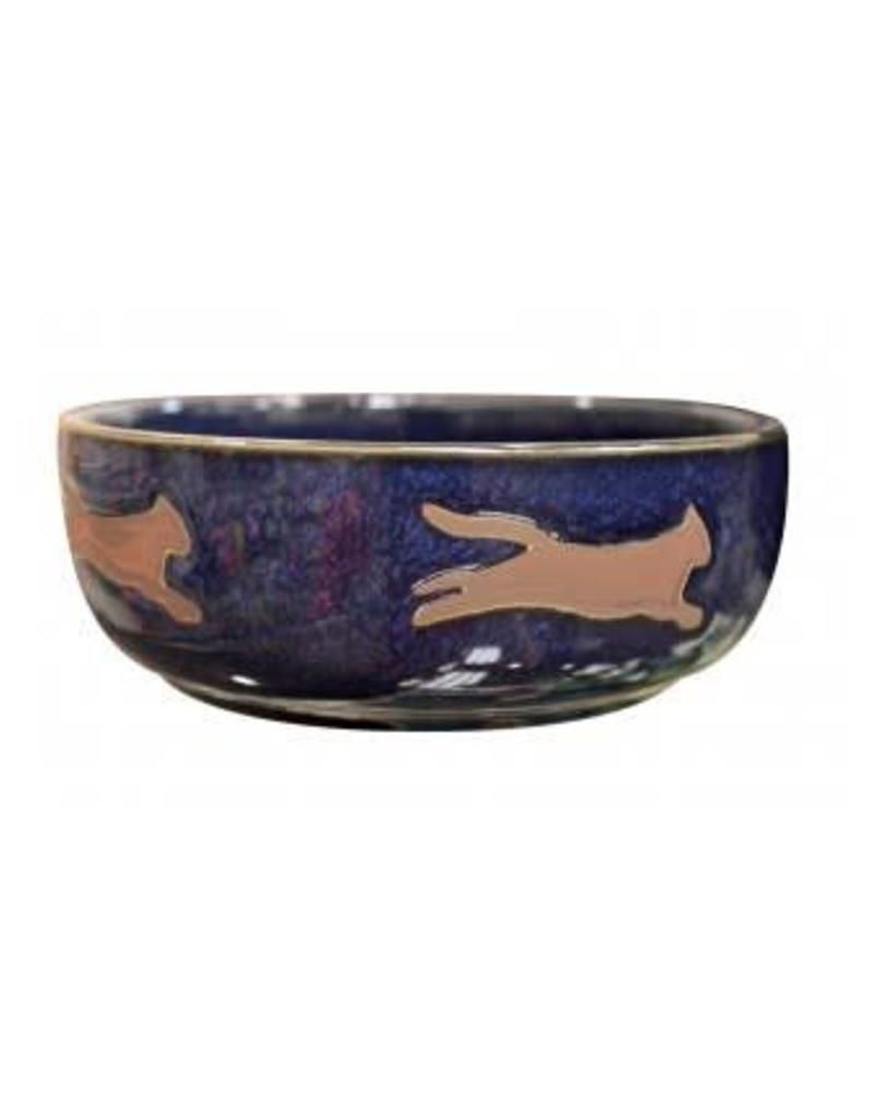 Ethical Pet Southwest Dreams Cat Dish Midnight Sky 5in