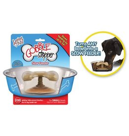 Loving Pets Gobblestopper Slow Feeder Small