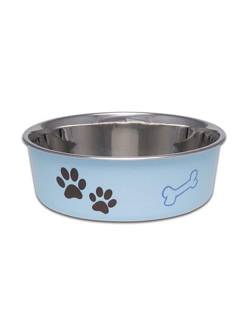 Loving Pets Bella Bowls Classic Murano Blue 28oz