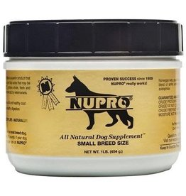 Nupro All Natural Dog Supplement Small Breed, 1lb