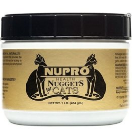 Nupro Health Nuggets for Cats, 1lb