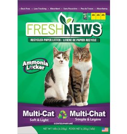 Fresh News Multicat Litter 14lb