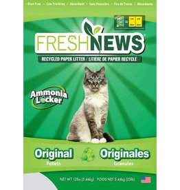Fresh News Cat Litter 12lb