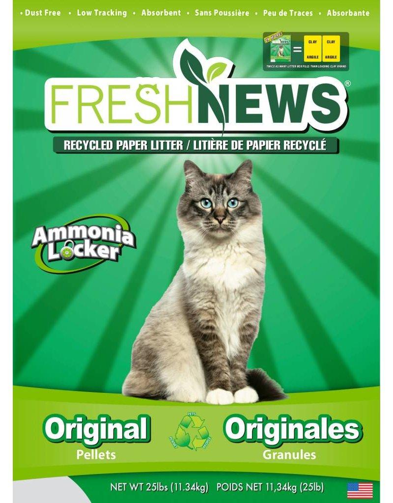 Fresh News Cat Litter 25lb