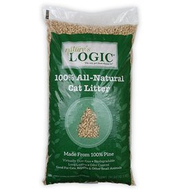 Nature's Logic Pine Litter 24lb