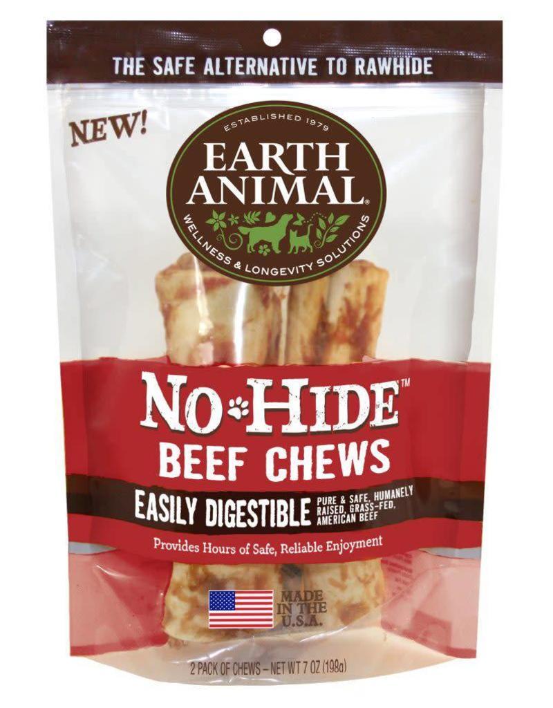 Earth Animal No Hide Beef Stix Medium 2pk
