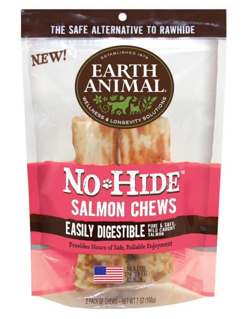 Earth Animal No Hide Salmon Medium 2pk