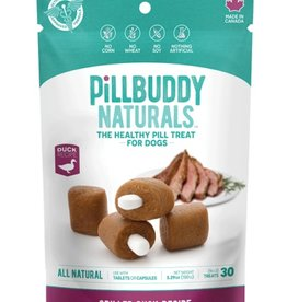 Complete Natural Nutrition Pill Buddy Naturals Duck