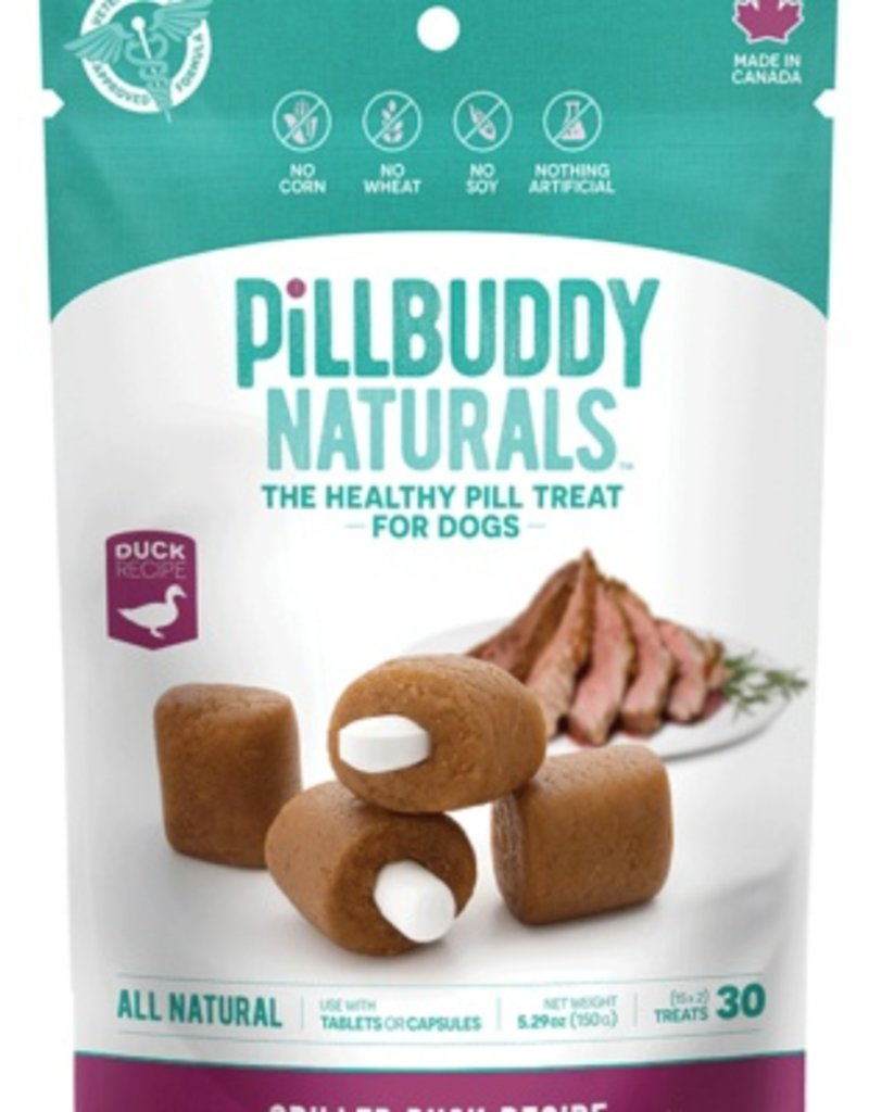 Presidio Pill Buddy Naturals Duck 30ct