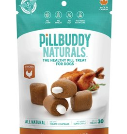 Complete Natural Nutrition Pill Buddy Naturals Chicken 30ct