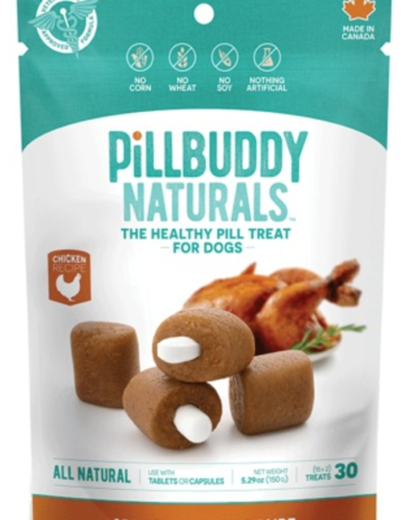 Presidio Pill Buddy Naturals Chicken 30ct