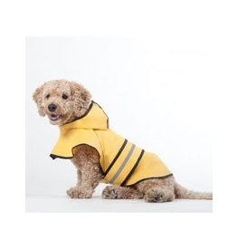 Ethical Pet Fashion Pet Slicker Rainy Days Yellow Lg